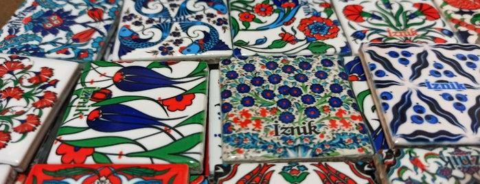 İznik Çini Fırınları is one of İznik.