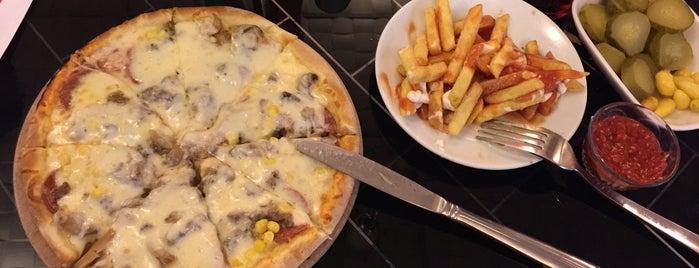 Pizza Live is one of Mustafa Çağri : понравившиеся места.