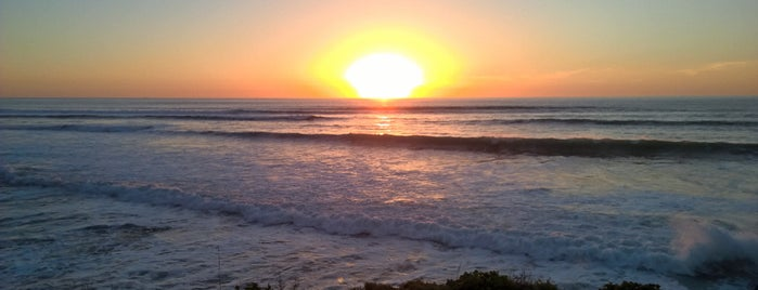 Sunset Cliffs Natural Park is one of SanDiego2k16.