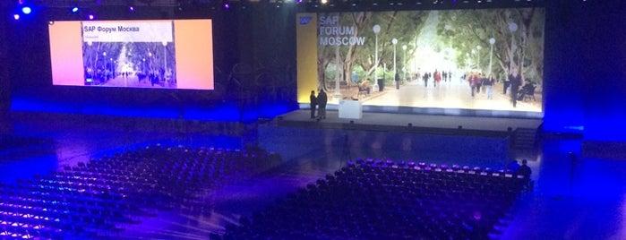 SAP форум Москва is one of Дмитрийさんの保存済みスポット.