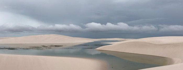 Lençois Maranhenses National Park is one of Far Far Away.