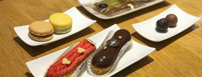 1789 Café Pâtisserie Cyrille Courant is one of Teriさんの保存済みスポット.