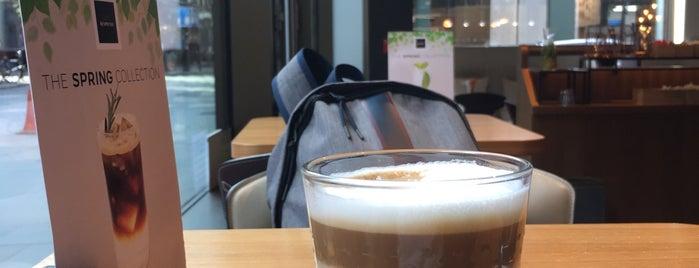 Café Nespresso is one of London.