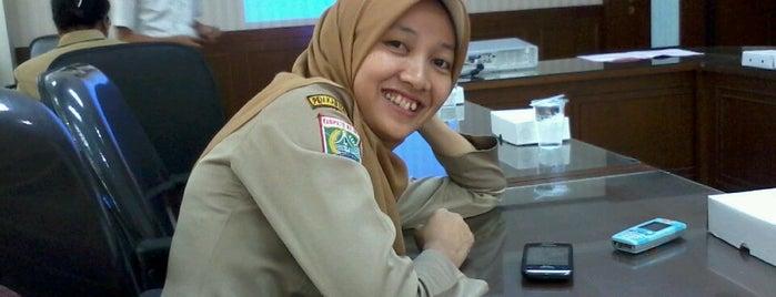 Bagian Administrasi Kerjasama is one of Government of Surabaya and East Java.