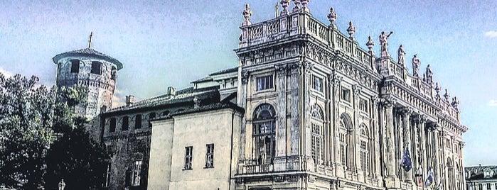 Piazza Castello is one of Orte, die Mihaylo gefallen.