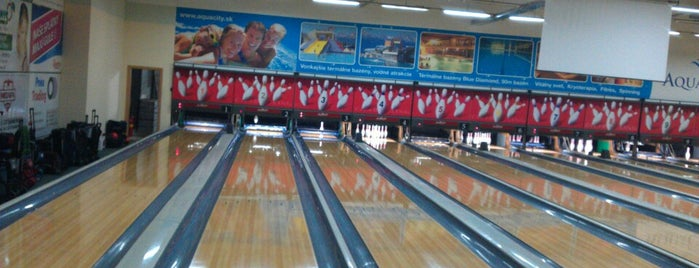 City Bowling is one of Slovakia Tatry Vacation.