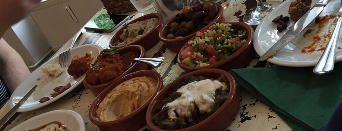 Maghreb is one of Dinner Berlin.