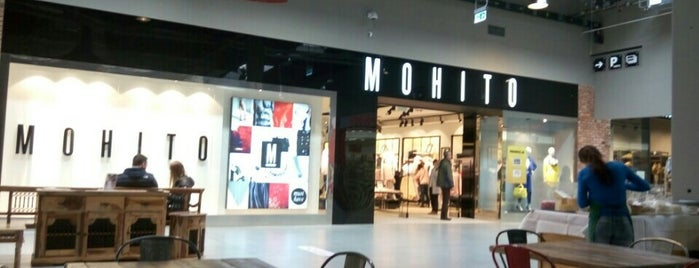 Outlet center is one of Marta's Liked Places.