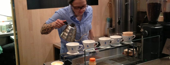 Blue Bottle Coffee is one of COFFEE todo - New York.