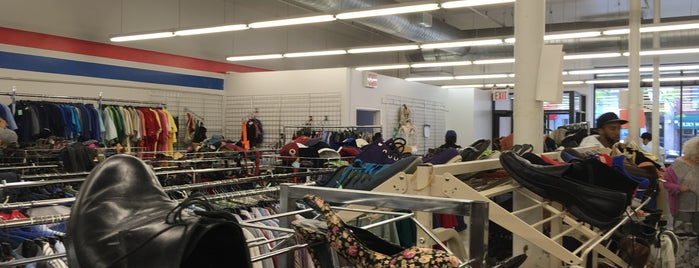 Salvation Army is one of Thrift NYC.