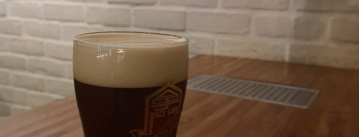 Zhang Men Brewing Company Taichung is one of Craft Bier Pubs.