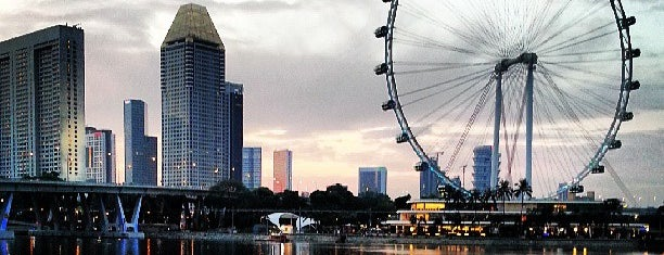 The Singapore Flyer is one of Singapore.