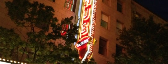 The 5th Avenue Theatre is one of Seattle.