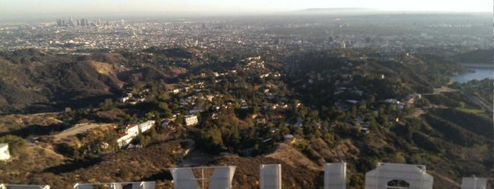Hollywood Sign is one of HikingGuy 님이 좋아한 장소.