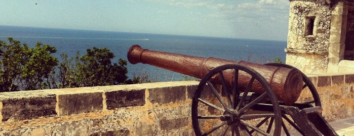 Fuerte San Miguel is one of Campeche.