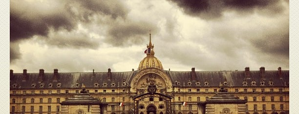 Place des Invalides is one of Paris.