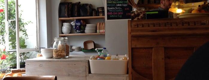 Bloomsbury Coffee House is one of London Freelancers Dream.