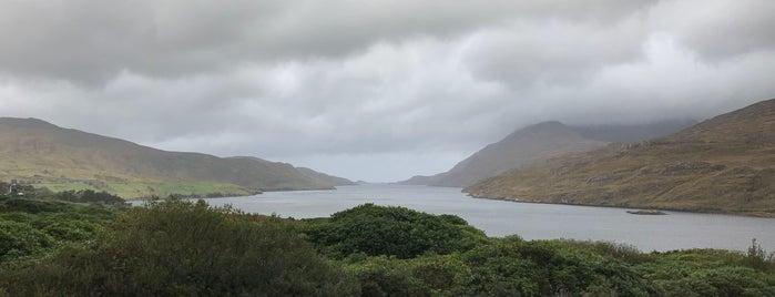 Killary Harbour is one of Ireland.