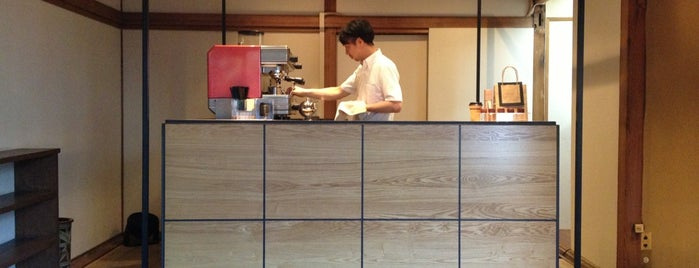 Omotesando Koffee is one of Dis-moi 님이 저장한 장소.