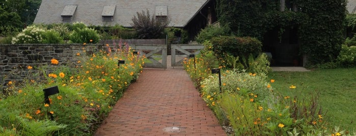 Blue Hill Cafe at Stone Barns is one of Upstate.