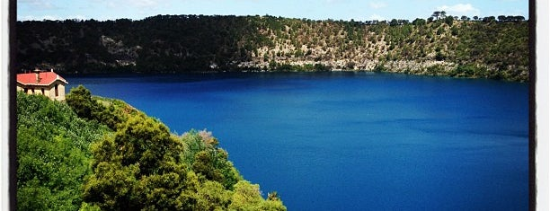 Blue Lake is one of Australia - Must do.