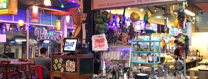 Zaap Thai is one of Restaurants 2.