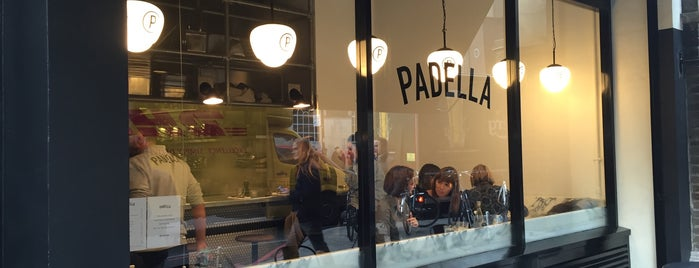 Padella is one of Michelin Bib Gourmands in London.