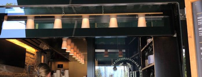 ViCAFE - Barista Espresso Bar is one of Zurich Ziel.