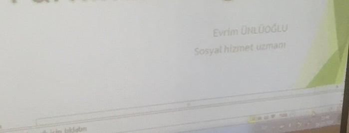 İzmir Sosyal Güvenlik İl Müdürlüğü is one of Locais curtidos por Selin.