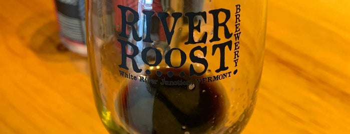 River Roost Brewery is one of Coleさんのお気に入りスポット.