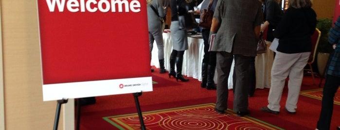 Social Brand Forum is one of สถานที่ที่ Macy ถูกใจ.