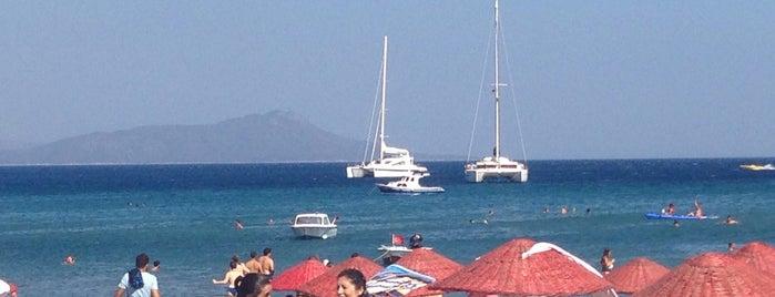 İncir Beach is one of Posti salvati di Ahmet Sami.