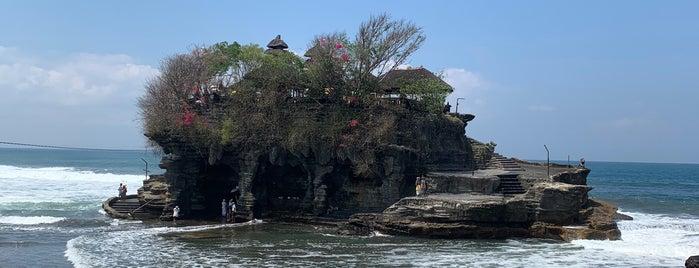 Pura Pesimpangan Luhur Tanah Lot is one of Bali.