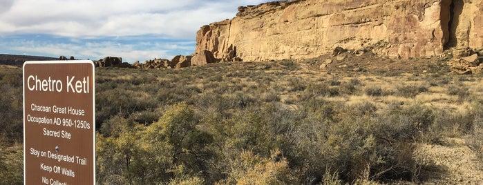 チャコ文化国立歴史公園 is one of Native American Cultures, Lands, & History.