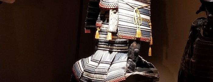 侍 Samurai Museum is one of Locais curtidos por Rapha.