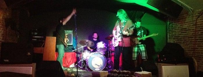 Sala Monasterio is one of BCN LIVE MUSIC.