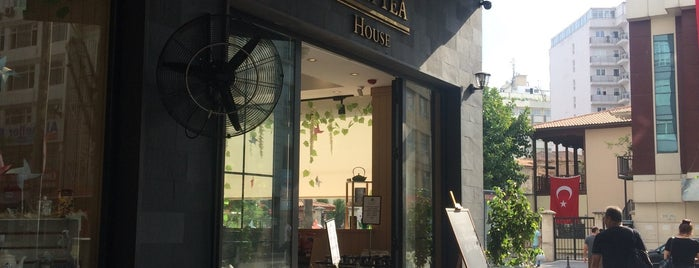 Beta Tea House is one of Tempat yang Disukai Merve.