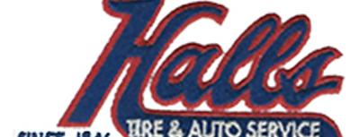 Hall's Tire & Auto Service is one of Lugares favoritos de Mac.