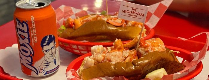 Highroller Lobster Co is one of Portland, ME.