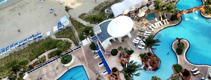 Trump International Beach Resort is one of Miami places to try-food, shopping & more!.