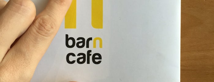 Barn Café | كافه بارن is one of Gespeicherte Orte von Nazanin.