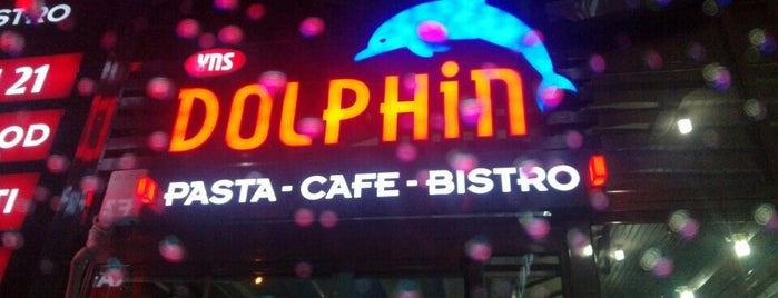 Dolphin Cafe&Bistro is one of Ankara favori mekanlar.
