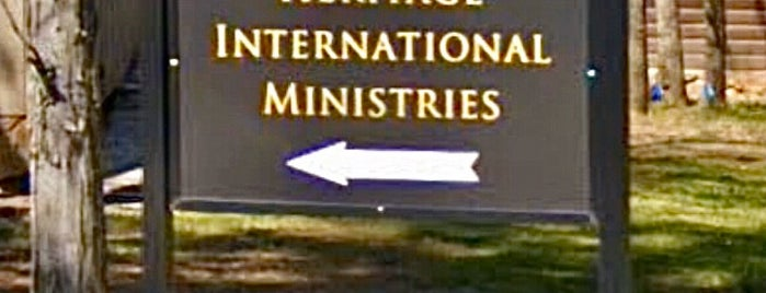 Heritage International Ministries is one of Lieux qui ont plu à West.