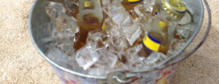 Blue Bitch Bar is one of sint maarten.
