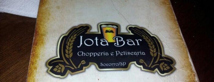 Jota Bar is one of Locais curtidos por Paulo.
