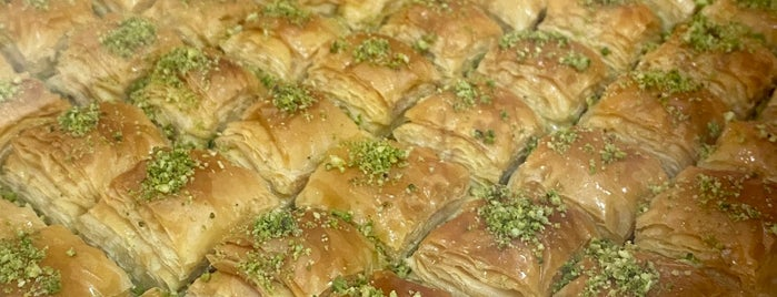 Turkish Sweets is one of Riyadh Gathering Food.