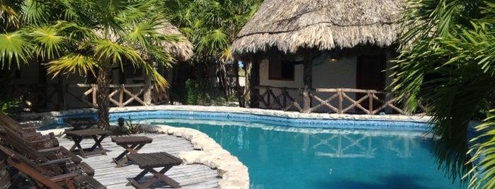 Xaloc Resort is one of Cancun.