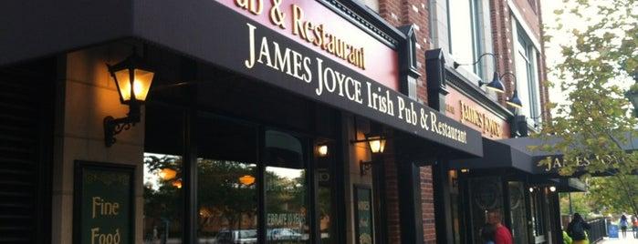James Joyce Irish Pub is one of Buy Me A Drank.