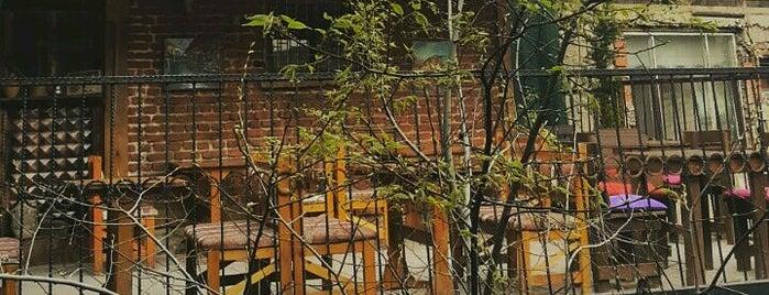 Cezve Kahve & Sanat evi is one of Istanbul..