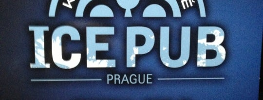 Ice Pub Prague is one of Praha.